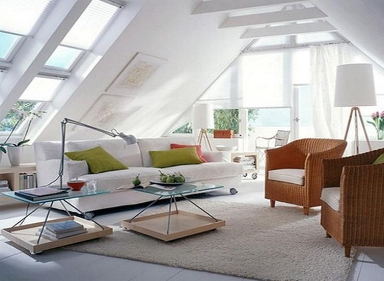 Convert Your Attic for Increased Room and Storage Space