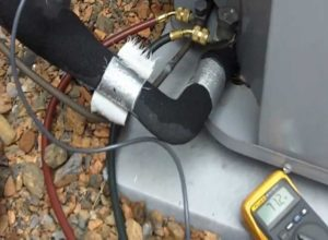 Replacing Freon in Your Central Ac System